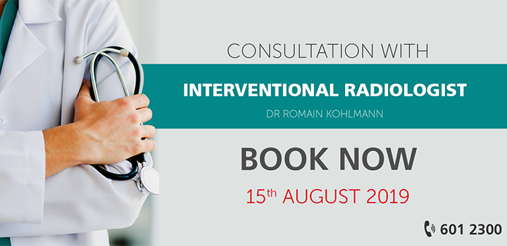 Consultation with Interventional Radiologist