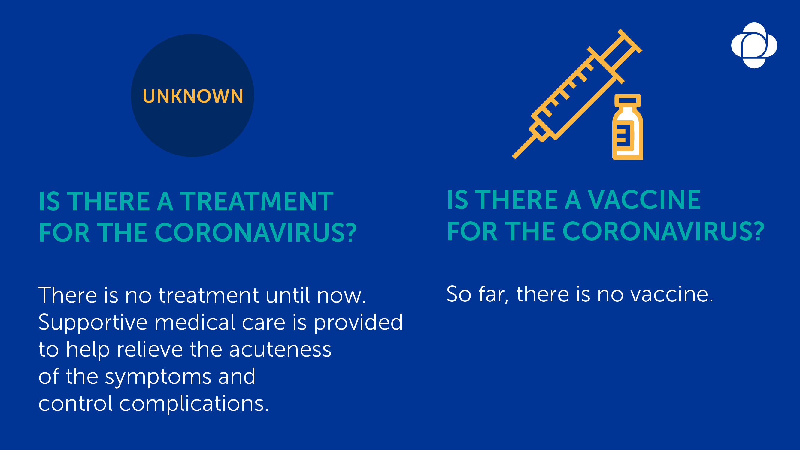 CORONAVIRUS PRECAUTIONARY MEASURES